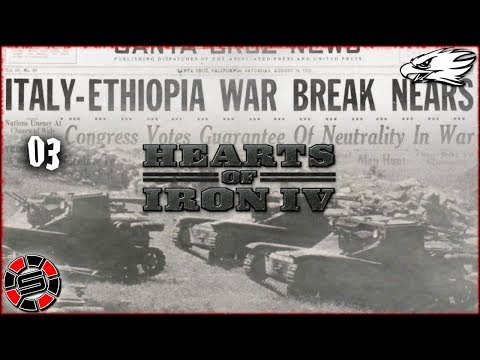 ETHIOPIA MINI-SERIES ~ HOI IV ~ Road To 56 Mod ep03