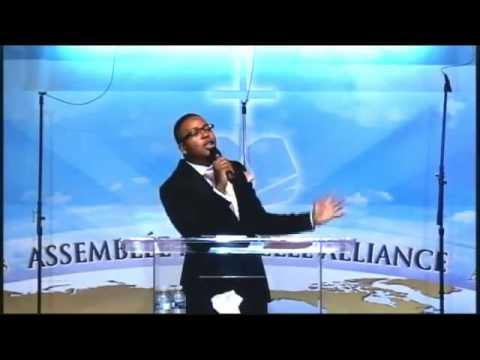 La Dynamique de la Parole   Rev.Dr. Eric Kazenga