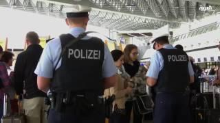فيديو..كاميرات مراقبة تفحص الوجوه بمطارات ألمانيا