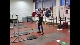 """CrossFit """"BEAR"""" 115 (упражнение медведь)"""
