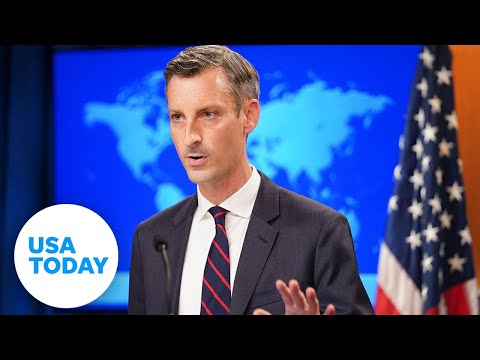 State Department gives briefing on Afghanistan evacuations   USA TODAY