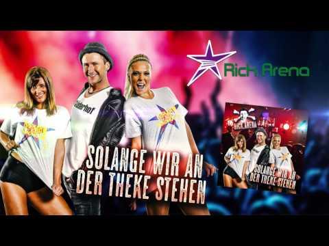 Rick Arena - Solange wir an der Theke stehen (Official Lyric Video)