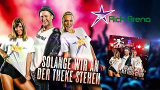 Rick Arena - Solange wir an der Theke stehen (Official Lyric Video)