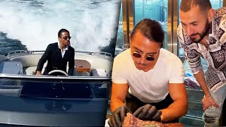 The incredible Life of Salt Bae 🔥 | Oh My Goal