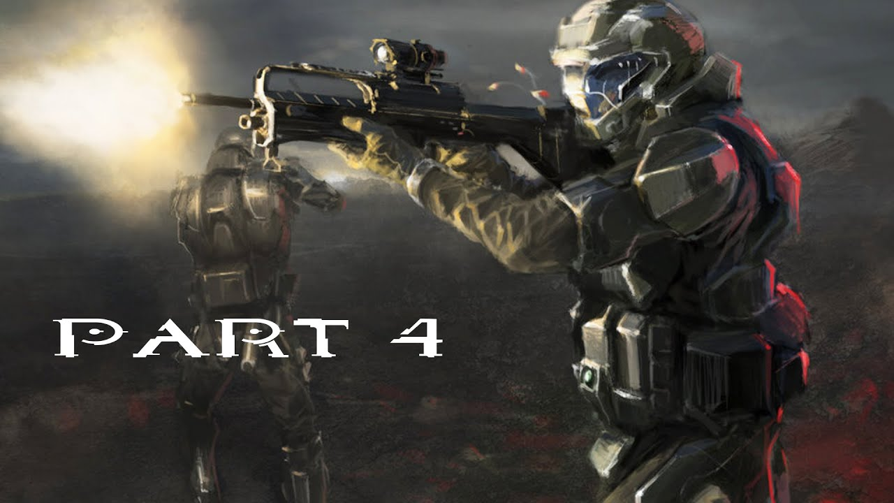 Halo Wallpaper Fall Of Reach Halo 3 Odst Walkthrough Gameplay Part 4 Remastered Halo
