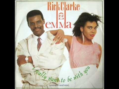 Rick Clarke - I Really Wanna Be WIth You