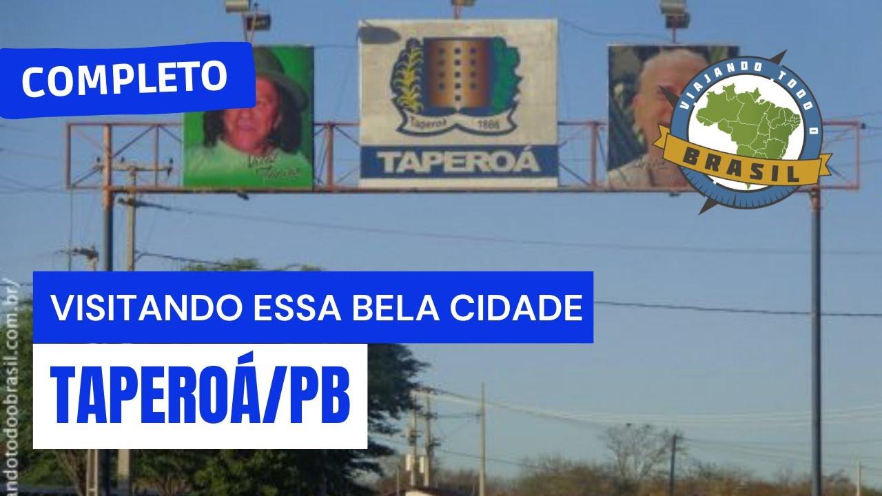 Taperoá/PB - Especial - Viajando Todo o Brasil - YouTube