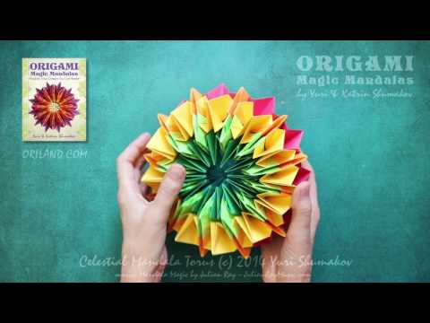 Daily Origami: 731 - Magic Ball by Yuri Shumakov - YouTube | 360x480