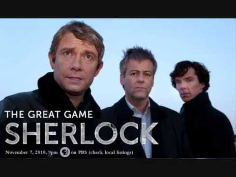 Sherlock - The Great Game Commentary