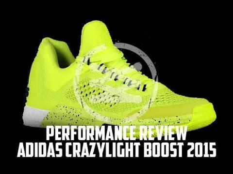 adidas crazylight 2015