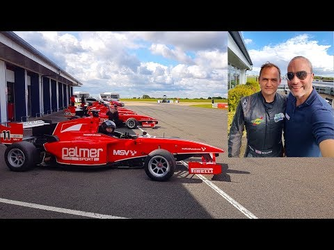 Becoming a Stunt driver with Ben Collins  The Stig  Joe Achilles