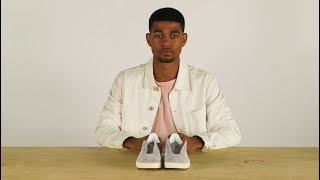 How to clean knit trainers | ASOS Menswear tutorial
