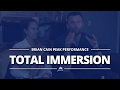 Total Immersion | Monday Message