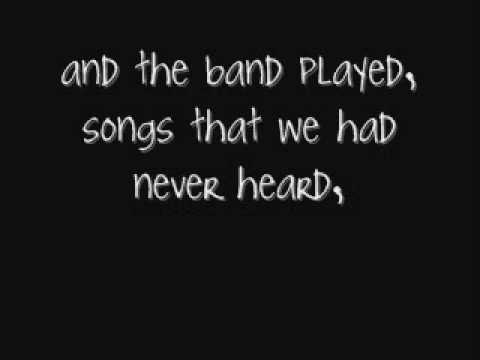 We Danced Anyway by Deana Carter (lyrics)