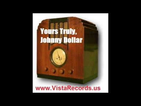 Yours Truly, Johnny Dollar - The Molly Kay Matter (10/10/55 - 10/14/55) - Bob Bailey