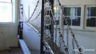Golden Gate Bridge Dynamics I Science in the City I Exploratorium