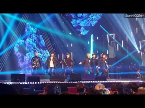 20161116 AAA (Asia Artist Awards) EXO - Monster