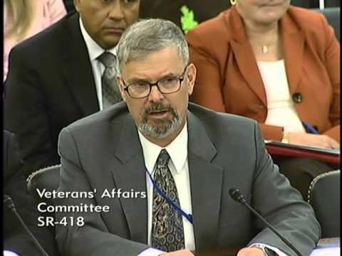 VA hearing on Examining the Impact of Exposure to Toxic Chemicals on Veterans