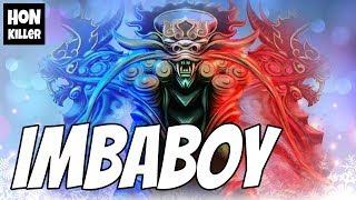 HoN Gemini Gameplay - Imbaboy - Legendary I