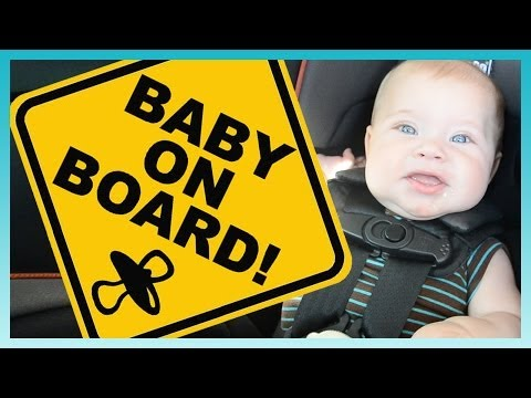 BABY ON BOARD! | Look Who's Vlogging: Daily Bumps (Episode 1)