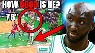 How GOOD Is Tacko Fall Actually In The NBA? (Ft. Height, Tallest Player, Footspeed)