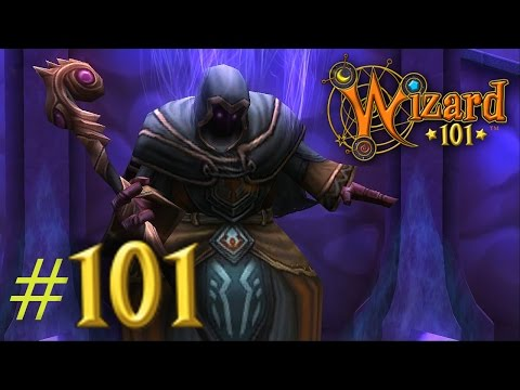 Let's Play Wizard101 Co-Op | Episode 101 | Heart of Darkness