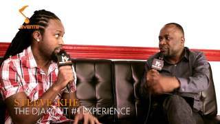 Steeve Khe  on the Djakout #1 Experience & Will he Performs Djakout #1 Songs [ Dec 2015 ]