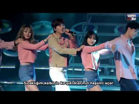 Kyuhyun - 마음세탁소(When with me) [Türkçe Alt Yazılı]