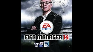Fifa Manager 2014 - First Look and Set Up #gaming #fifamanager14 #fifa