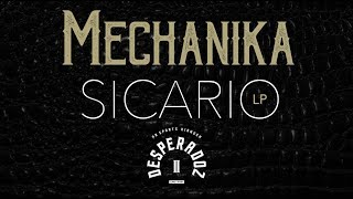 Kianush - MECHANIKA (prod. by Chrizmatic) Sicario LP Exklusive