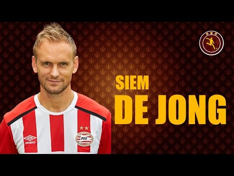 Siem de Jong   Skills, Goals and Assists   2016-17   PSV Eindhoven  