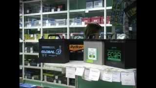 'Аккумуляторный рай' (Омск): японские аккумуляторы ECO.R и ECO.R LS (сюжет 2)