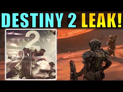 DESTINY 2 LEAK! BETA REVEALED! RELEASE DATE ANNOUNCED!