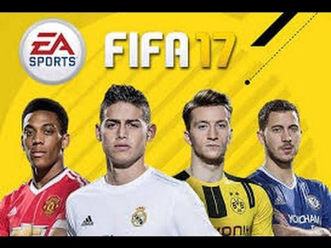 DECOUVERTE FIFA 17:JE JOUE NISKA!!!!!
