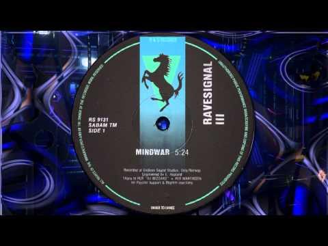 CJ Bolland - Mindwar