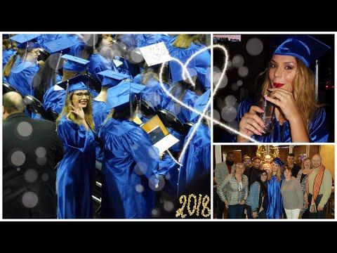 Graduation Collin College - FALL 2018