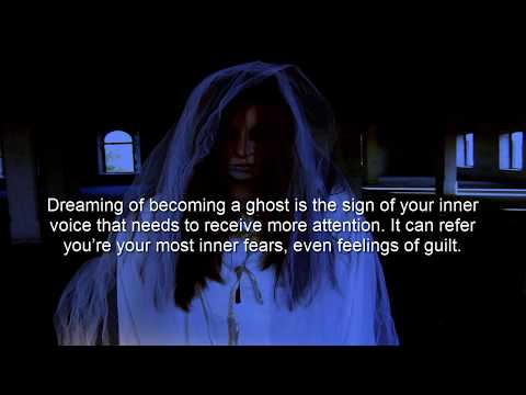 ghost dream meaning