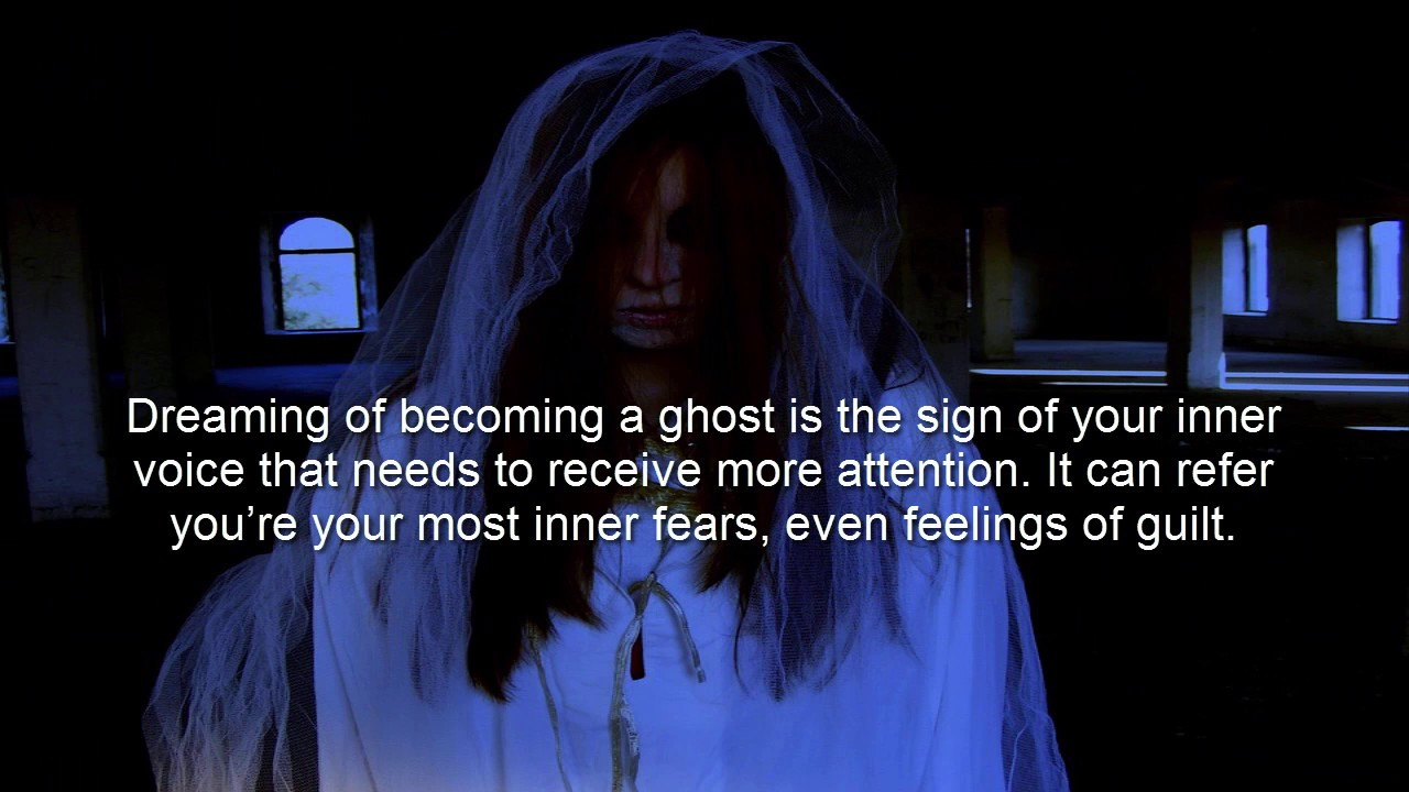 Ghost Dreaming