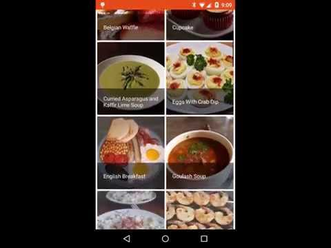 Cookbook demo android apps on google play forumfinder Gallery
