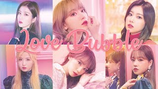 IZ*ONE (아이즈원) - Love Bubble