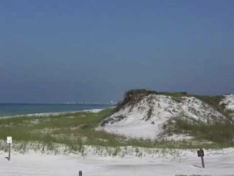 Explore Topsail Hill Preserve State Park Youtube