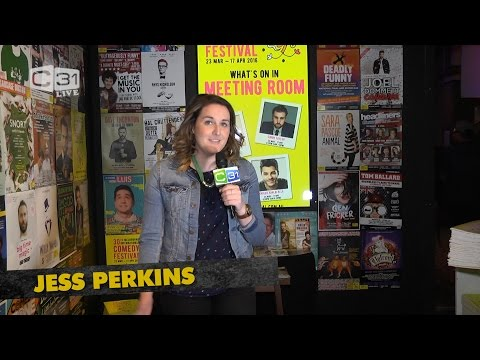 LIVE AT TRADES WITH JESS PERKINS - 2016 Melbourne International Comedy Festival