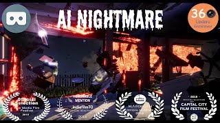 AI Nightmare 2 - 3D 360° VR Movie thumbnail