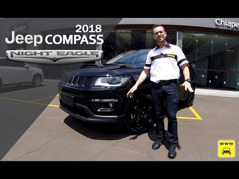 Jeep Compass 2018 Night Eagle em Detalhes
