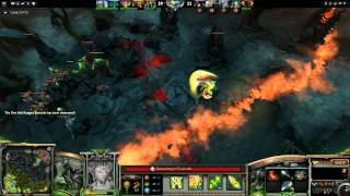 Dota 2 | Biggest Throw EVER!!! 3 Hp Ancient!!!!