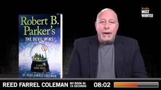 My Book in 15 Seconds - Robert B. Parker