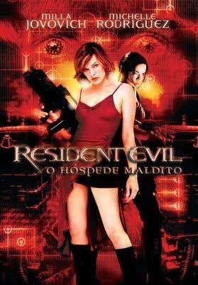 Assistir Resident Evil - O Hóspede Maldito