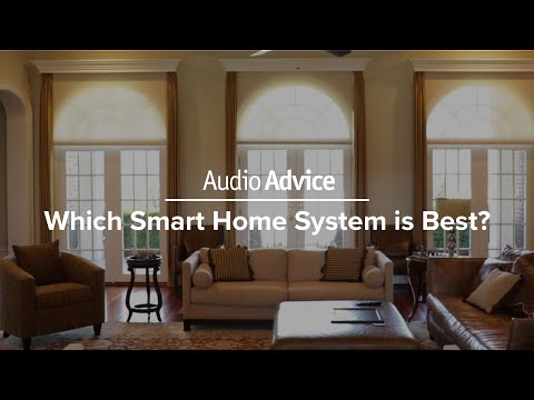 Which Smart Home System is Best? (Control4, Crestron, Savant)