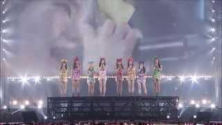 少女時代「THE BEST LIVE at TOKYO DOME」ダイジェスト映像公開!