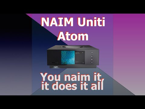 Naim Uniti Atom streaming amplifier : audiophile
